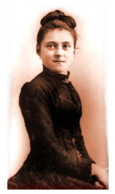 Thérèse de Lisieux, en civil