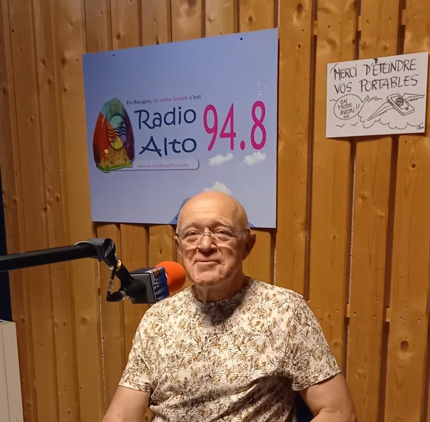Jean Giono. Interview de Guy Dieppedalle sur RadioAlto